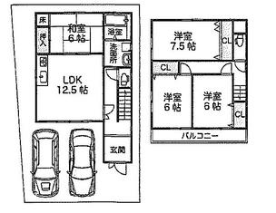 八尾市桂町1丁目新築戸建