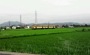 出雲の一畑電車