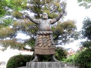 琴櫻の生誕の地