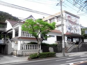 倉吉の小学校のモダン