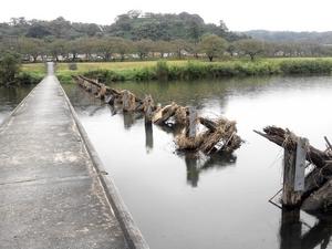 木次町 潜水橋4