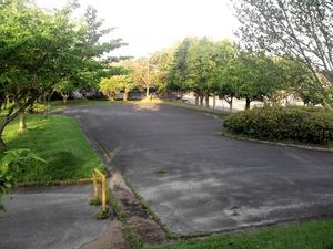 訓練と休憩場所