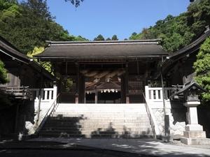 美保神社2