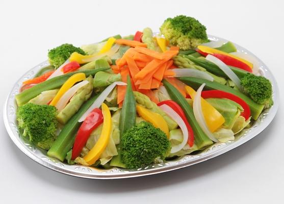 野菜サラダ画像