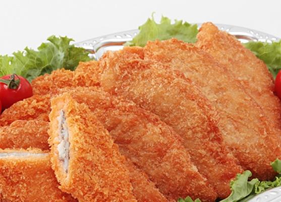 白身魚フライ画像