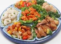 六種の中華オードブルE