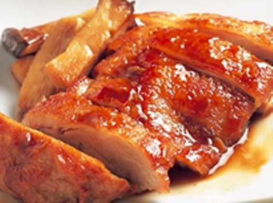 鶏の照焼き画像