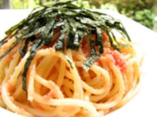 タラコスパゲティ画像