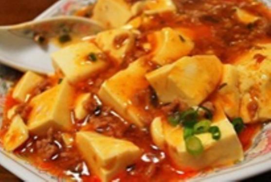 麻婆豆腐画像
