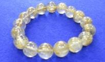 ルチル 腕念珠(8・10・12mm) <br>98-100・101・102