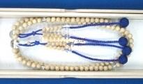 真言宗 星月菩提樹 水晶仕立て 梵天房<br>99-104・204
