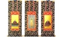 お内佛(仏壇用掛軸)<br>浄土真宗本願寺派(西本願寺)<br>65-110〜117
