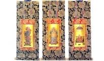 お内佛(仏壇用掛軸)<br>真言宗 <br>65-130〜137