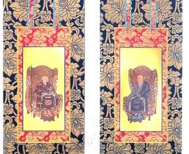 お内佛(仏壇用掛軸)<br>曹洞宗 <br>65-140〜147  写真3