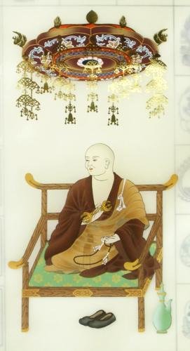 宝寿天蓋 弘法大師<br>22-104 写真2