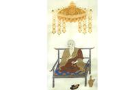 最高級本金西陣織 弘法大師<br>22-105