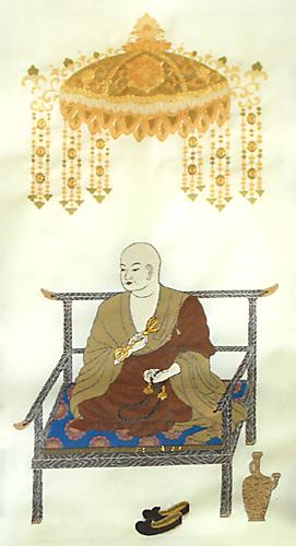 最高級本金西陣織 弘法大師<br>22-105 写真2