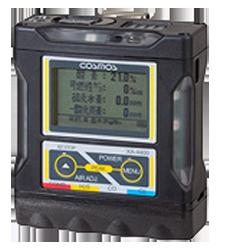 ポータブル複合ガス検知器 XA-4400